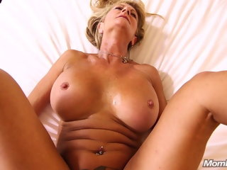 anal Fucking girlfriend's 58 year old aunt mature