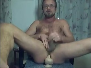 inside WORLDS BEST SELFSEX! HARRI LEHTINEN ENJOYING IS COCKS AND CUM DEEP INSIDE! enjoying