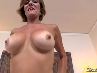 blowjob Superb hot 55 year old GILF mature