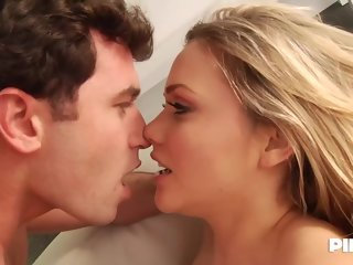 hard Mia Malkova is a super hot blonde chick who likes to ride her lovers hard cock blonde
