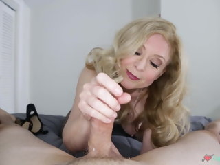 blonde Nina Hartley Shows Up At My Place - Cupids-Eden top rated