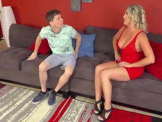 stepmom sex Stepson Fucks Stepmom mom