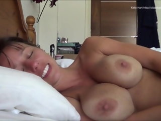 hart Kelly hart masturbating mom