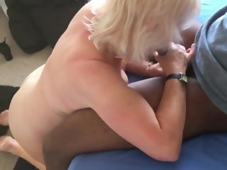 part Cuckolding Mature Wife Ass-Fucked By BBC As Hubby Films, Part 1 mature