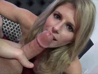 babe Mother & Stepson Love Affair pt 2 of 3 - Cory Chase stockings