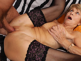amateur 75 year old mom loves toyboy mature