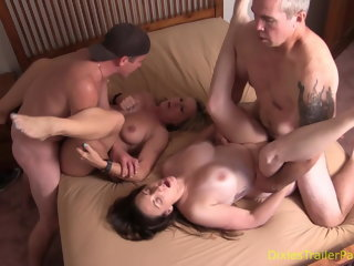 handsjob Fucking is Always More Fun with Friends sex orgy
