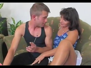 anal Double Entry Anal and Cunt milf