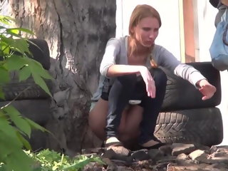 hidden camera Voyeur Piss HunterSo Beautiful Girl 69