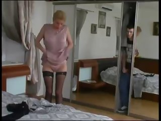 milf Caught By Step Mother