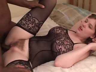 blowjob Jessica interracial