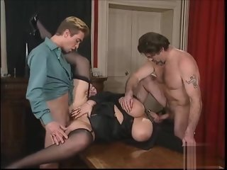 jean jean pierre armand and friend have fun with a bbw armand