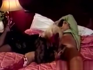 80s 80s Retro Blonde With HUGE Tits blonde