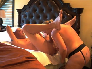 anal A full session with mature wife Karen. Start to finish mature