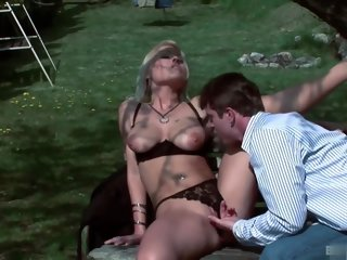 anastasia Anastasia Christ fucks outdoors fucks