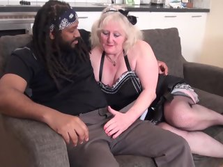 fifi Fifi The Maid Meets Roc Pt1 - TacAmateurs meets