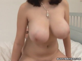 great boobs Nervous Brit with big tits biggest tits