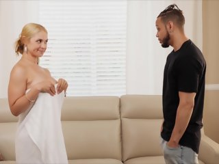 black Black Guy Fucks His Stepmom Sarah Vandella With Big Tits And Fat Ass fucks